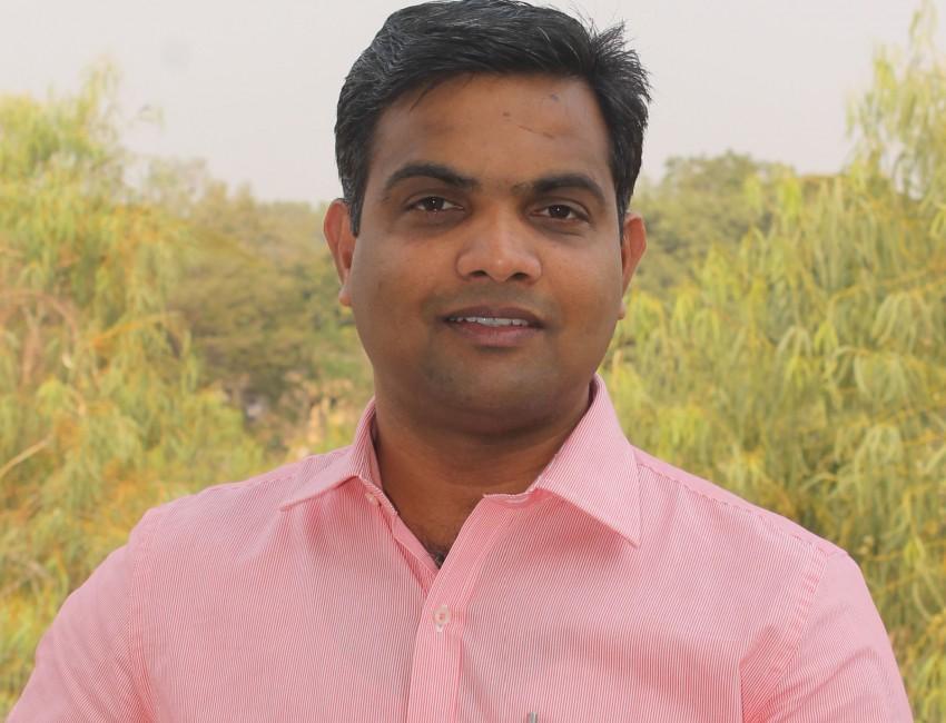 Dr. Akkattu T. Biju, FRSC