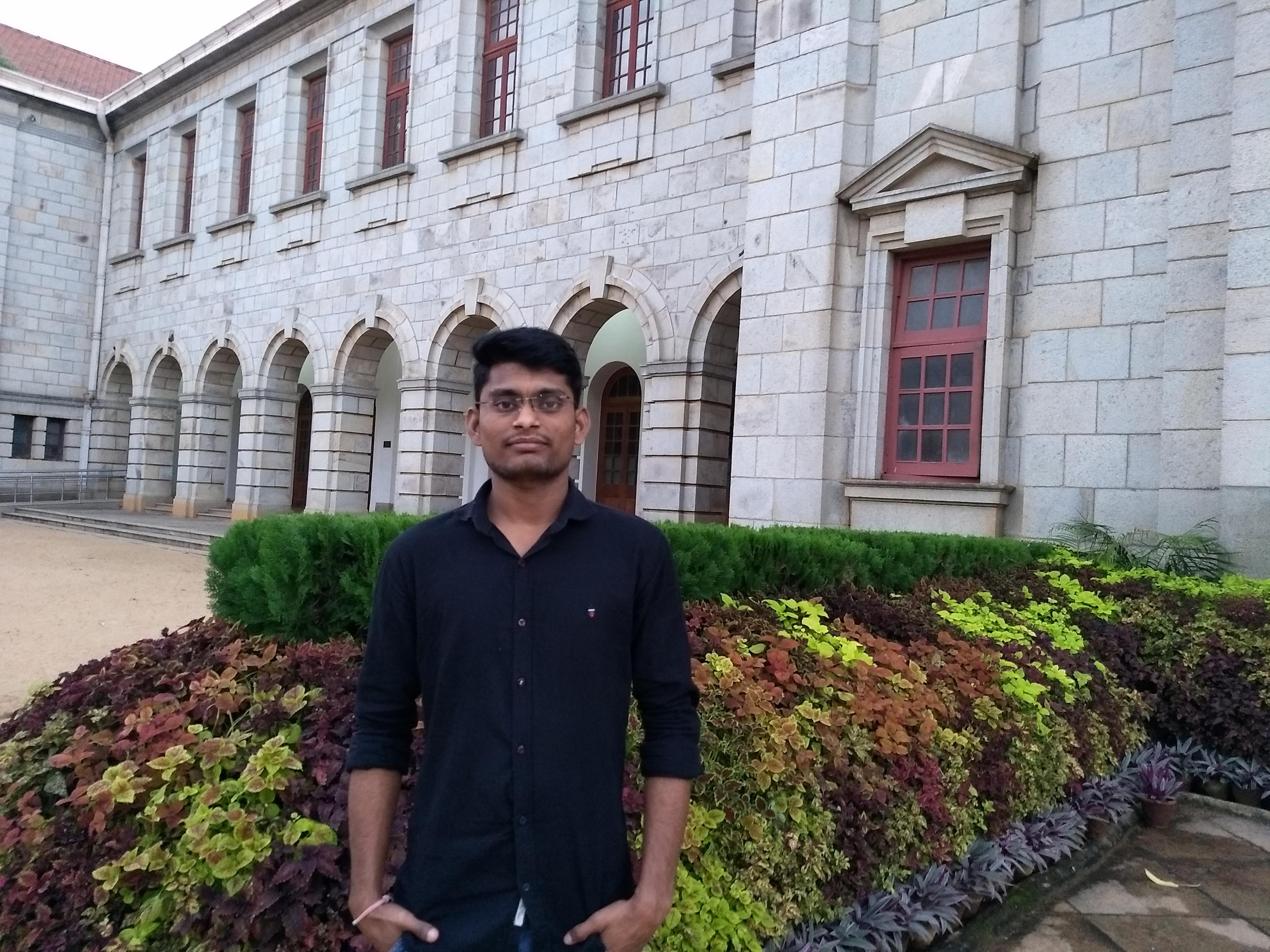 Mr. Rahul N. Gaykar