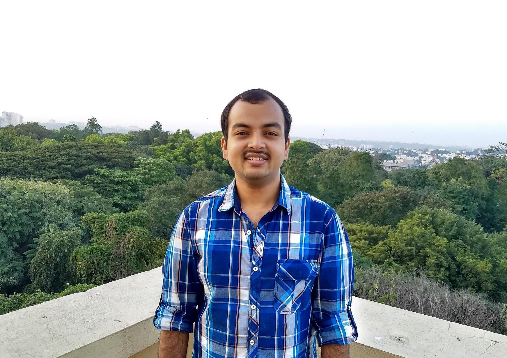 Mr. Arghya Ghosh
