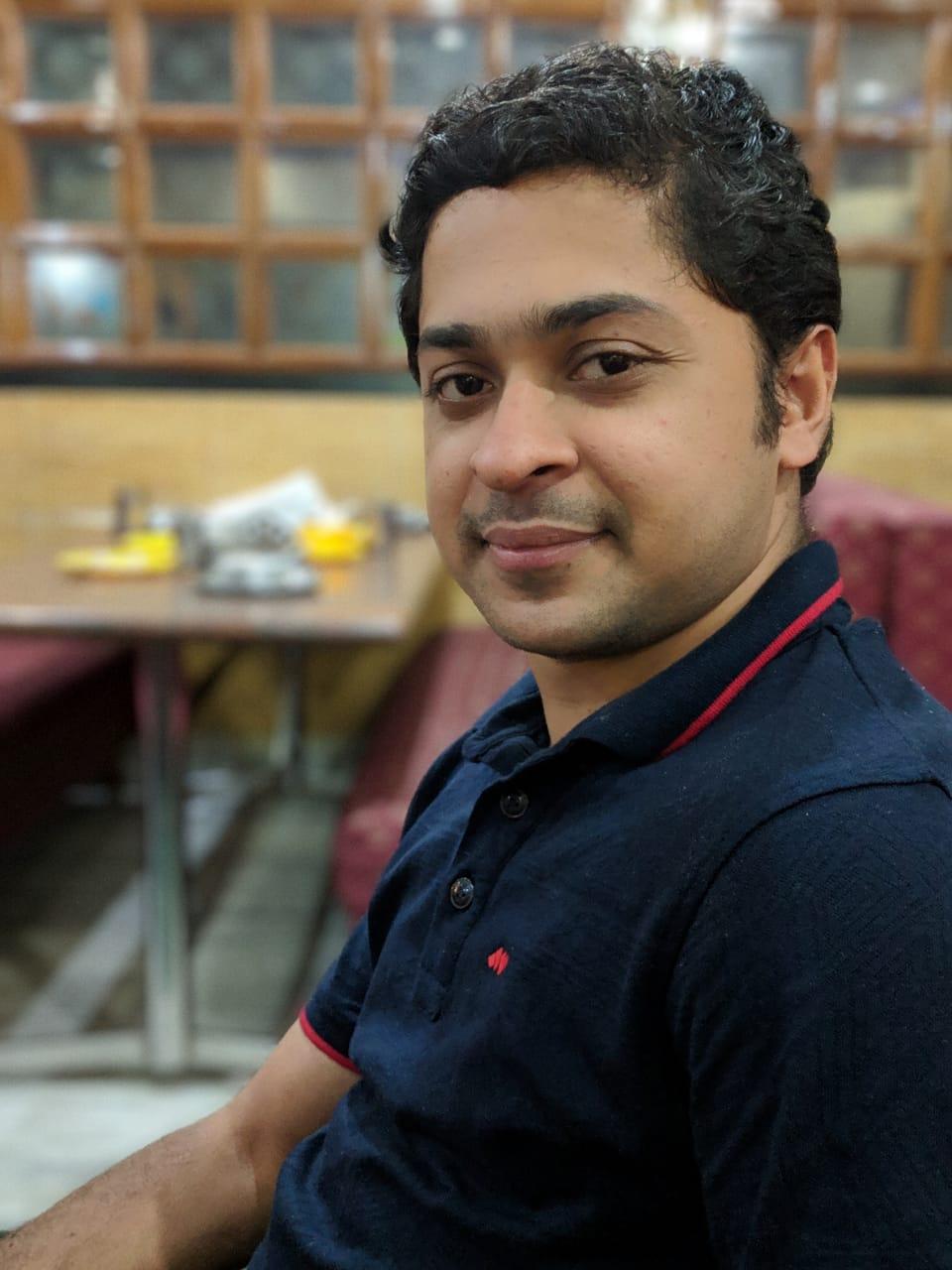 Dr. Krishnaprasad M
