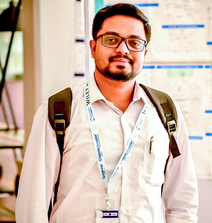 Dr. Tamal Kanti Das